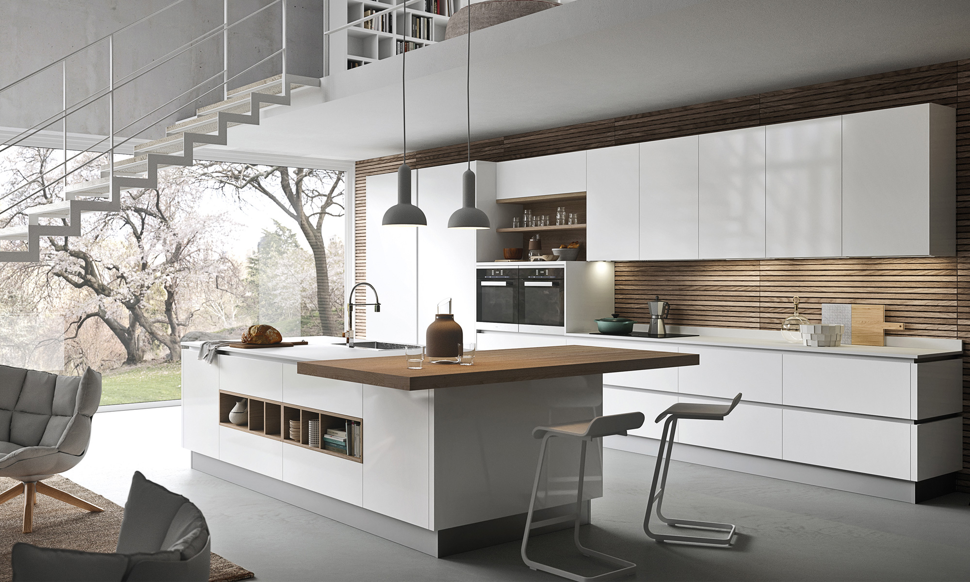 Ainoa with record cucine for Home cucine