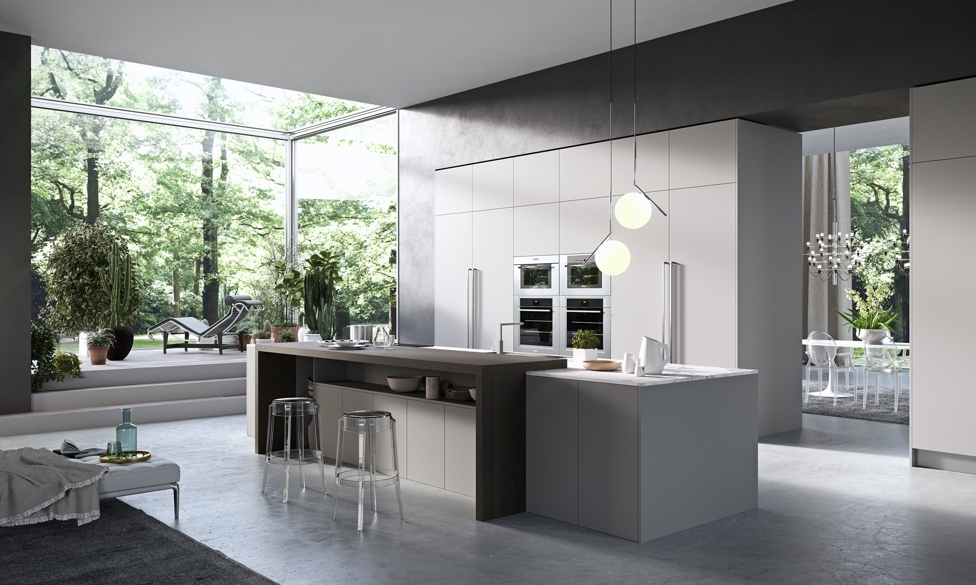 Collection of Modern Italian Kitchens - Record e Cucine