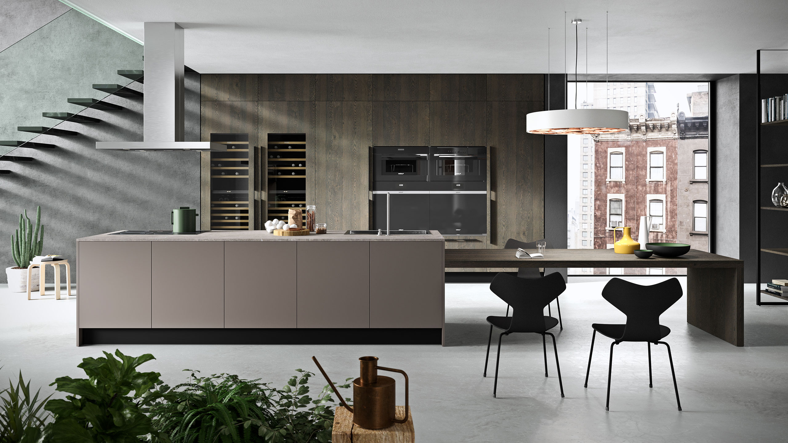 Record è Cucine | 100% made in Italy design and style kitchens