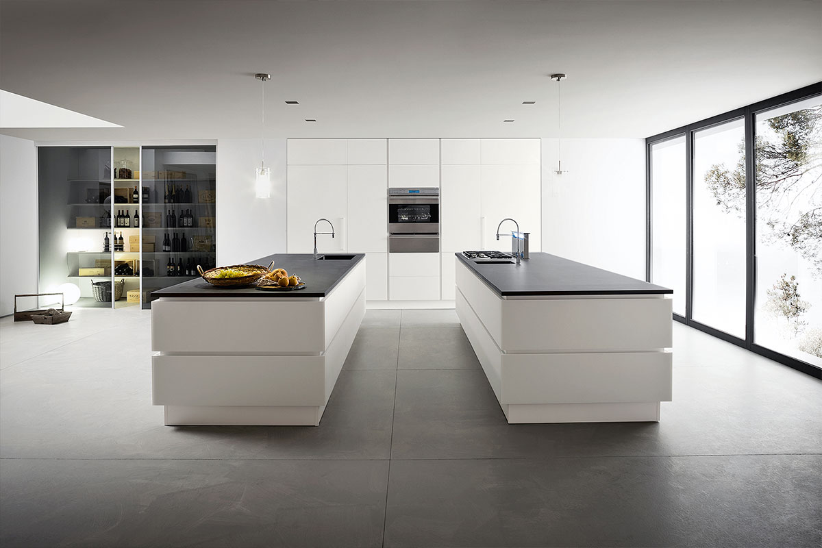 Record cucine design e stile 100 made in italy for Cucine designer